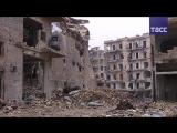 Кадры восточного Алеппо после освобождения района от боевиков