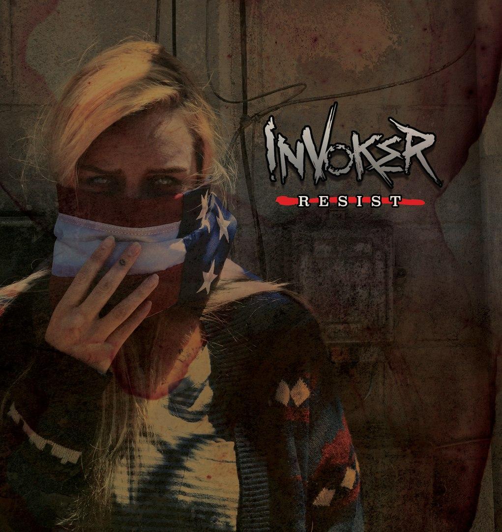 Invoker - Resist [EP] (2017)