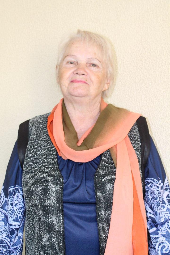 Кузьмина Нина Петровна