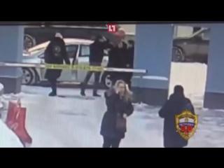 Нападение таксиста на мать с ребёнком