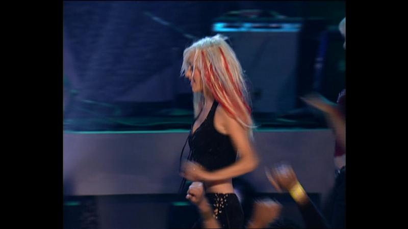 Christina Aguilera - Falsas Esperanzas (Live)