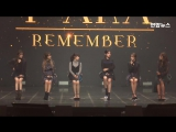 [PERF] T-ara - Remember 12th Mini Album Showcase - Press Rehersal