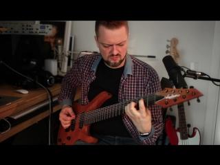 А.Пушной - Переведи меня через майдан (cover на песню С.Никитина)