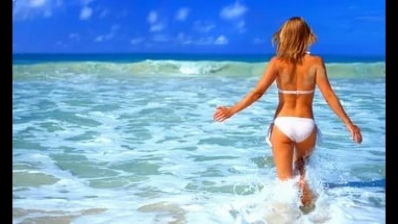 Критское море, волны, шум прибоя. Релакс