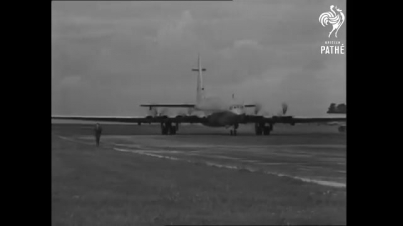 The Bristol Brabazon Flies Roll I (1940-1949)
