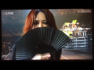 Sugizo - Luna Sea Live at Nippon Budokan,