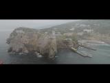 Крым - завораживающая аэросъёмка