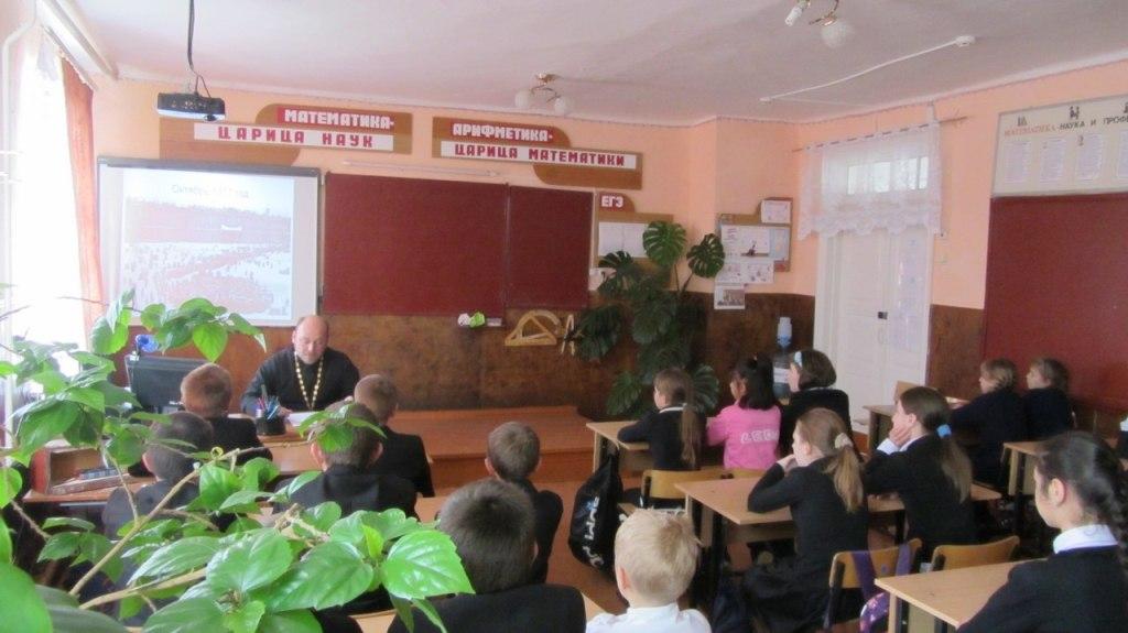 Школьникам станицы Зеленчукской рассказали об Октябрьском перевороте 1917 года