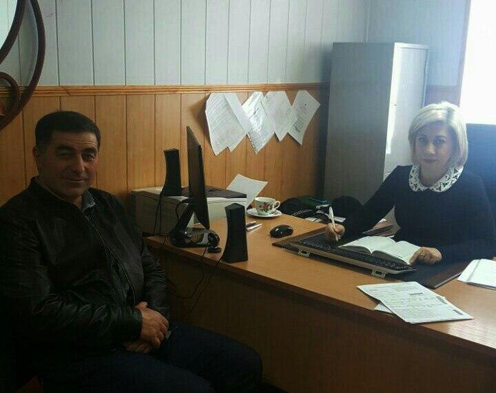 Заместитель руководителя Управления Росреестра побывала в Зеленчукском районе