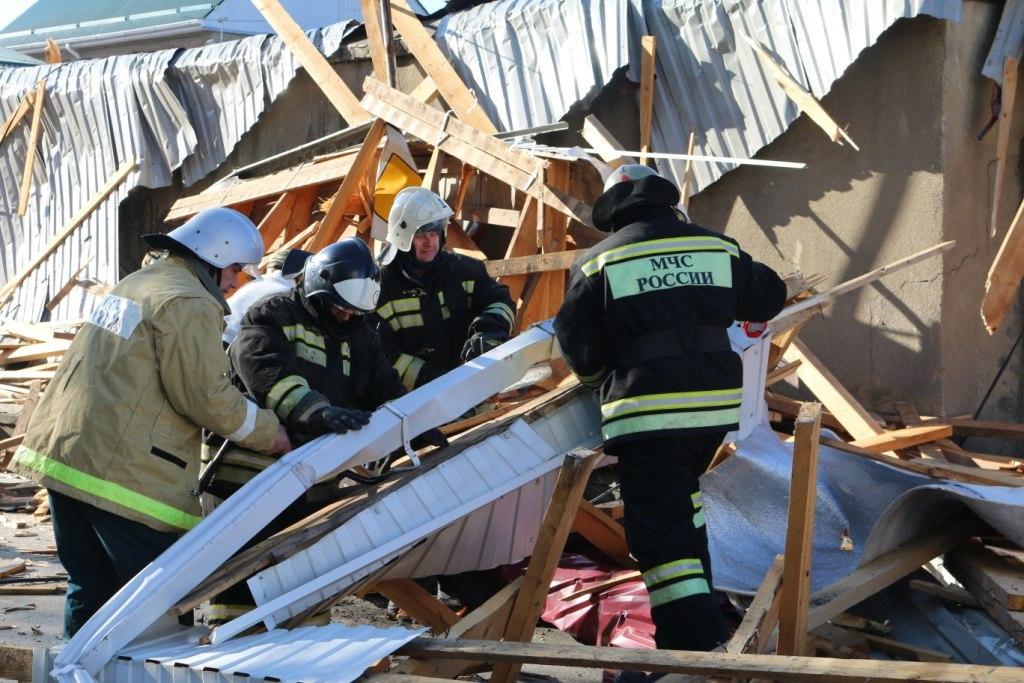 Общий ущерб от урагана в Черкесске составил более 75 млн. рублей