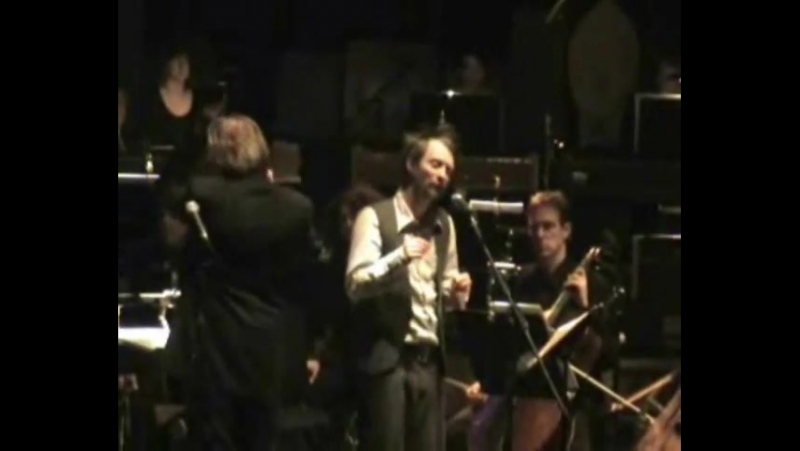 2005 03 27/28 Thom Yorke and Jonny Greenwood - London, UK - Royal Festival Hall (Ether Festival) [Weird Fishs / Arpeggi]