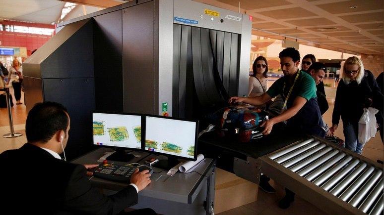 EI: российский посол отказался проходить процедуру досмотра в аэропорту Египта