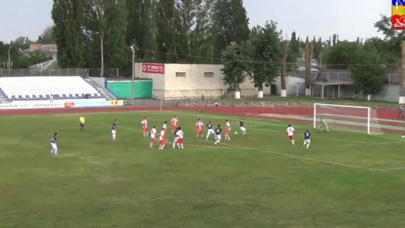 Спорный эпизод в матче Волгодонск – Кобарт
