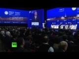 Владимир Путин проводит пленарное заседание на полях ПМЭФ