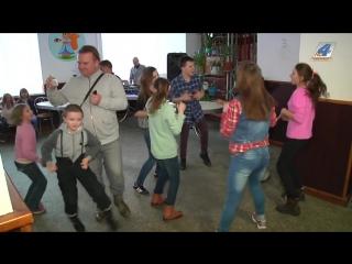НОВИНИ TV-4 10.02.2017 Бережани Благодійна акція