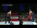 IWGP Intercontinental Shinsuke Nakamura vs. Bad Luck Fale Destruction in Kobe 21