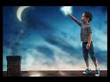 Сказка про лунный лучик (автор Миша) - чит. Глеб Иноземцев и А. Водяной