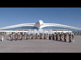 Aşgabat şäheriniň laçyny Ashgabat [TURKMEN MTV 2017]