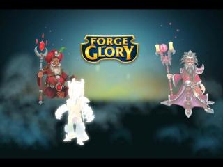 Forge of Glory. Глобальный запуск в Google Play.