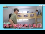 [RUS SUB] 150624 HALO DANCE DORM TOUR @ Music Bank Stardust 2