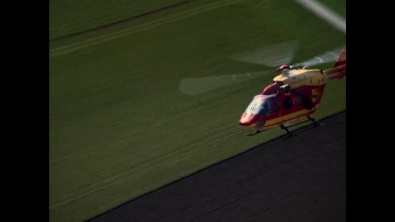 Medicopter 117 - 58. Geldtransport