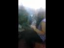 Голая и пьяная школьница показала сиськи3
