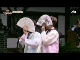 170816 Превью эпизода Let's Eat Dinner Together с Даниэлем и Джихуном