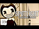 BENDY AND THE INK MACHINE SONG ▶ Spotlight [SFM] (ft. CK9C)   CG5