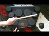 The New Yamaha DD-75 Drum Machine Sounds &amp Features
