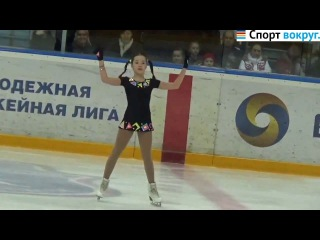 Анна Щербакова КП Квалификационный турнир ЦФМ 2017