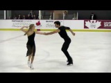 Kaitlyn WEAVER &amp Andrew POJE CAN Free Dance Autumn Classic International 2017