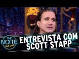 Entrevista com Scott Stapp, ex-Creed The Noite (121216)