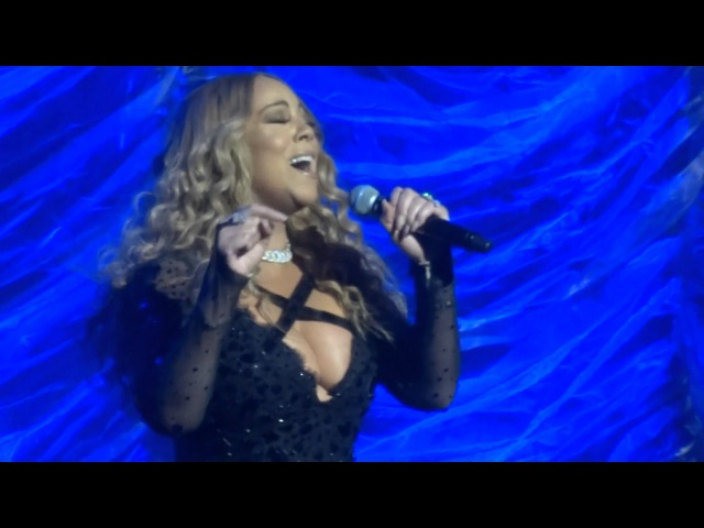 Mariah Carey - I Dont Wanna Cry Live 1 to infinity Las Vegas 7-11-17