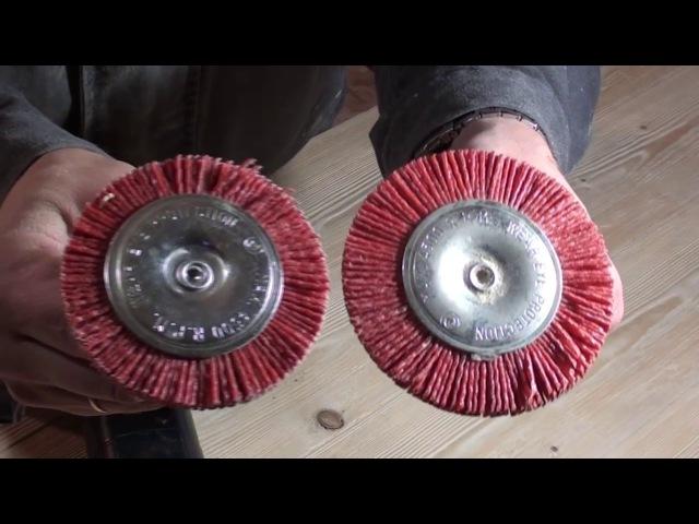 щётки для браширования (состаривание древисины)