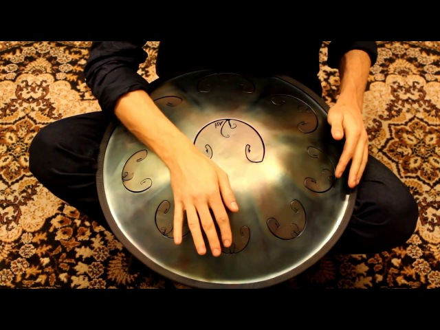 Pasha Aeon Rav Vast Drum E Pygmy Scale Improvisation HD 2017