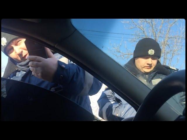 Полицейский водителю - иди на хуй Реформа удалась