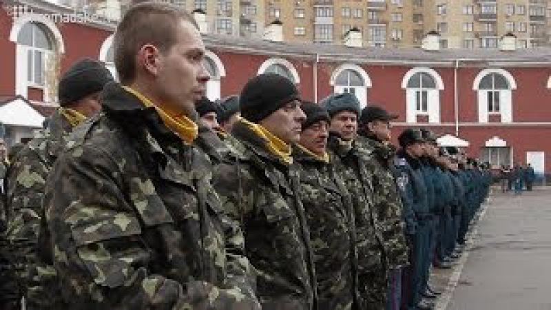 Парубій подякував внутрішнім військам і Самообороні