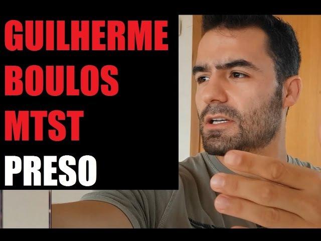 Guilherme Boulos MTST Preso