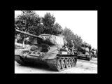 Броне танковые войска СССР Воспоминания Бородин Михаил Ильич, механик водитель и Колесников Алексан