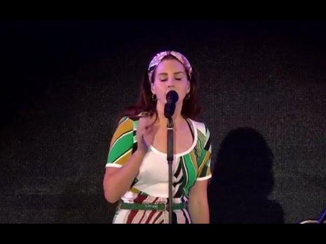 Lana Del Rey at BBC Radio 1's Big Weekend (2017 Full Show)