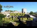 🇪🇸  БЕСАЛУ,  ИСПАНИЯ | BESALU SPAIN | CITY TOUR ✝