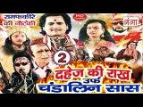 Bhojpuri Nautanki | दहेज़ की राख उर्फ़ चंडालिन सांस(भाग-2) | Bhojpuri Nach Programme | HD