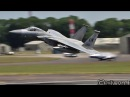Spectacular Low Take offs RIAT17 Monday Depatures