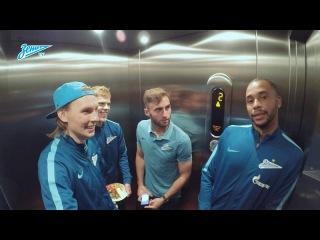 Видеоблог «Зенит-ТВ»: Джеймс Бонд, Фредди Крюгер, пират Карибского моря