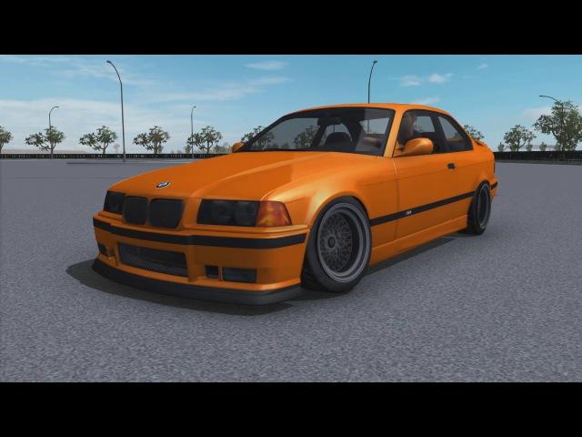 SLRR - Сборка BMW E36