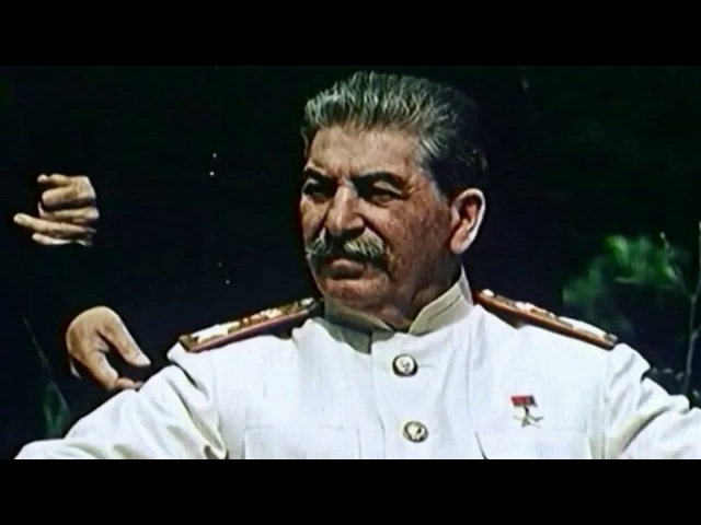 Stalin, Сhurchill, Truman, Big Three, Potsdam conference, July 1945, documentary, HD1080