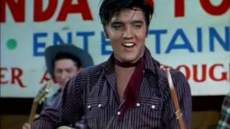 Elvis Presley - Loving You Music Clips 1957 (H.D)