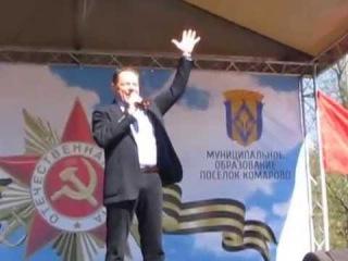 Праздник 9 мая в Комарово