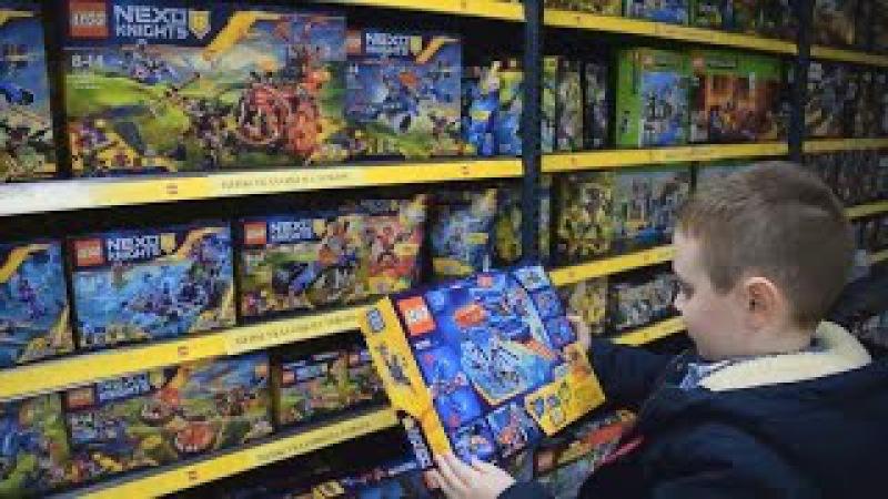 Лего Джестро Мобиль покупаем в магазине игрушек. Jestro's Evil Mobile LEGO NEXO KNIGHTS