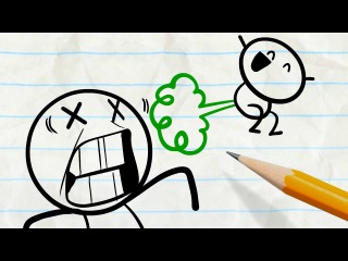 Pencilmate Stinks! -in-